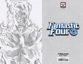 Marvel Comics's Fantastic Four Issue # 24h