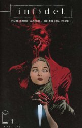 Image Comics's Infidel Issue # 1b
