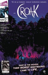 Alterna Comics's Croak Issue # 1