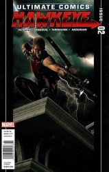 Ultimate Marvel's Ultimate Comics: Hawkeye Issue # 2b