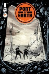 Top Cow's Port of Earth Issue # 7