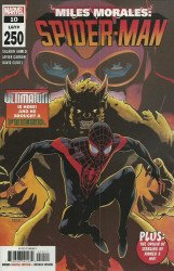 Marvel Comics's Miles Morales: Spider-Man Issue # 10