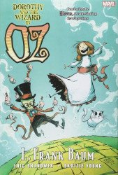 Marvel Illustrated's Dorothy and the Wizard in Oz Hard Cover # 1