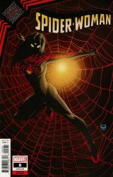 Marvel Comics's Spider-Woman Issue # 8c