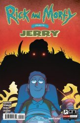 Oni Press's Rick and Morty Presents: Jerry Issue # 1