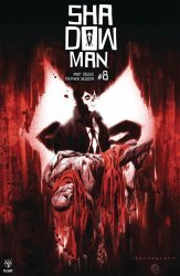 Valiant Entertainment's Shadowman Issue # 8b