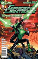 DC Comics's Green Lantern Issue # 5