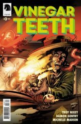 Dark Horse Comics's Vinegar Teeth Issue # 3