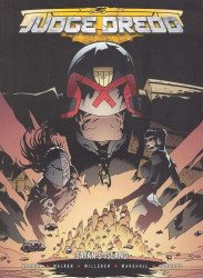 Rebellion's Judge Dredd: Satan's Island Soft Cover # 1