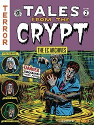 Dark Horse's The EC Archives: Tales From The Crypt Hard Cover # 2