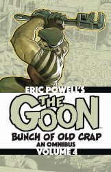 Albatross Exploding Funny Book's Goon: Bunch of Old Crap - An Omnibus TPB # 4