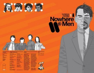 Image's Nowhere Men Issue # 1f