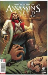 Titan Comics's Assassin's Creed: Uprising Issue # 8c