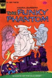 Gold Key's Funky Phantom Issue # 11whitman