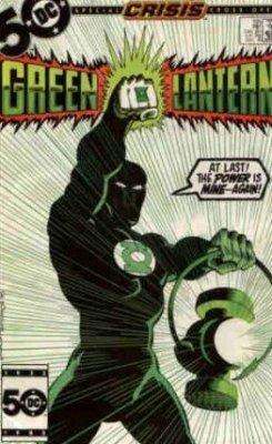 Green Lantern #192 FN 1985 Stock Image