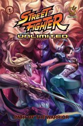 UDON Entertainment's Street Fighter Unlimited TPB # 1