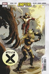 Marvel Comics's Empyre: X-Men Issue # 2