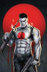 Valiant Entertainment's Bloodshot Issue # 1comics elite-d