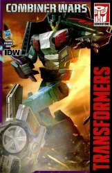 IDW Publishing's Transformers: Combiner Wars - Wave 2 Issue # 4