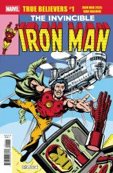 Marvel Comics's True Believers: Iron Man 2020 - War Machine Issue # 1