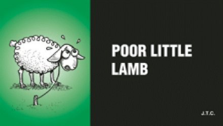 Chick Publications's Poor Little Lamb Issue nn