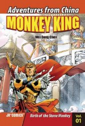 JR Comics's Adventures from China: Monkey King Issue # 1