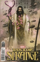 Marvel Comics's Doctor Strange Issue # 384 - 2nd print