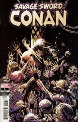 Marvel Comics's Savage Sword Of Conan Issue # 1f