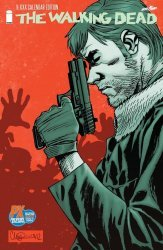 Image Comics's The Walking Dead Issue # 1sdcc-c