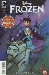Dark Horse Comics's Disney Frozen: True Treasure Issue # 2