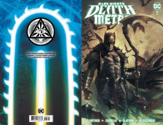 DC Comics's Dark Nights: Death Metal Issue # 7unknown-a