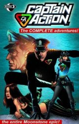 Moonstone's Captain Action: The Complete Adventures TPB # 1