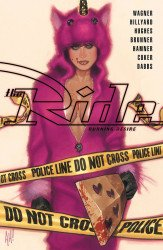 Image Comics's The Ride: Burning Desire TPB # 1