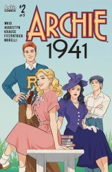 Archie Comics Group's Archie 1941 Issue # 2b