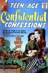 Charlton Comics's Teen-Age Confidential Confessions Issue # 18