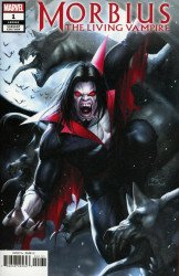 Marvel Comics's Morbius Issue # 1c
