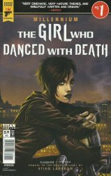 Titan Comics's Hard Case Crime: Millennium - The Girl Who Danced with Death Issue # 1