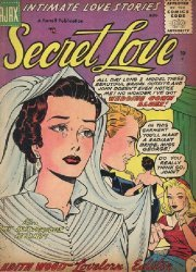 Ajax-Farrell's Secret Love Issue # 3