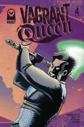 Vault Comics's Vagrant Queen Issue # 4b