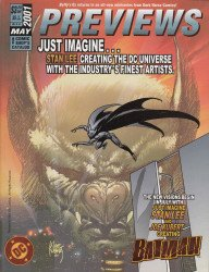 Diamond Comics Distribution's Previews Issue # 152