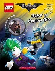 Scholastic's The Lego Batman Movie Soft Cover # 1