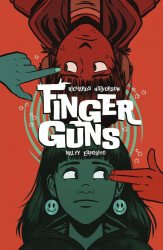 Vault Comics's Finger Guns TPB # 1