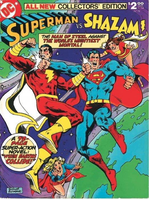 Superman Vs Shazam! TPB 1 (DC Comics)