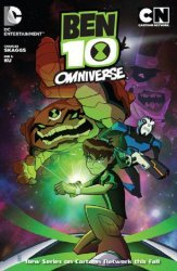 DC Comics's Ben 10: Omniverse Issue nn