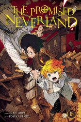 Viz Media's The Promised Neverland Soft Cover # 16