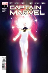 Marvel Comics's Captain Marvel: The End Issue # 1