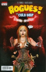 Amigo Comics's Rogues!: Cold Ship Issue # 5