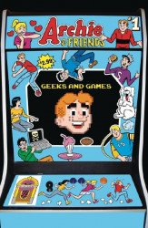 Archie Comics Group's Archie & Friends: Geeks And Games Issue # 1