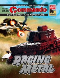 D.C. Thomson & Co.'s Commando: For Action and Adventure Issue # 5357