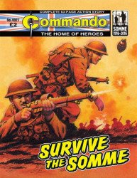 D.C. Thomson & Co.'s Commando: For Action and Adventure Issue # 4927